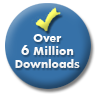Over 6 Million Downloads!